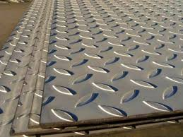 steel sheet riflioni